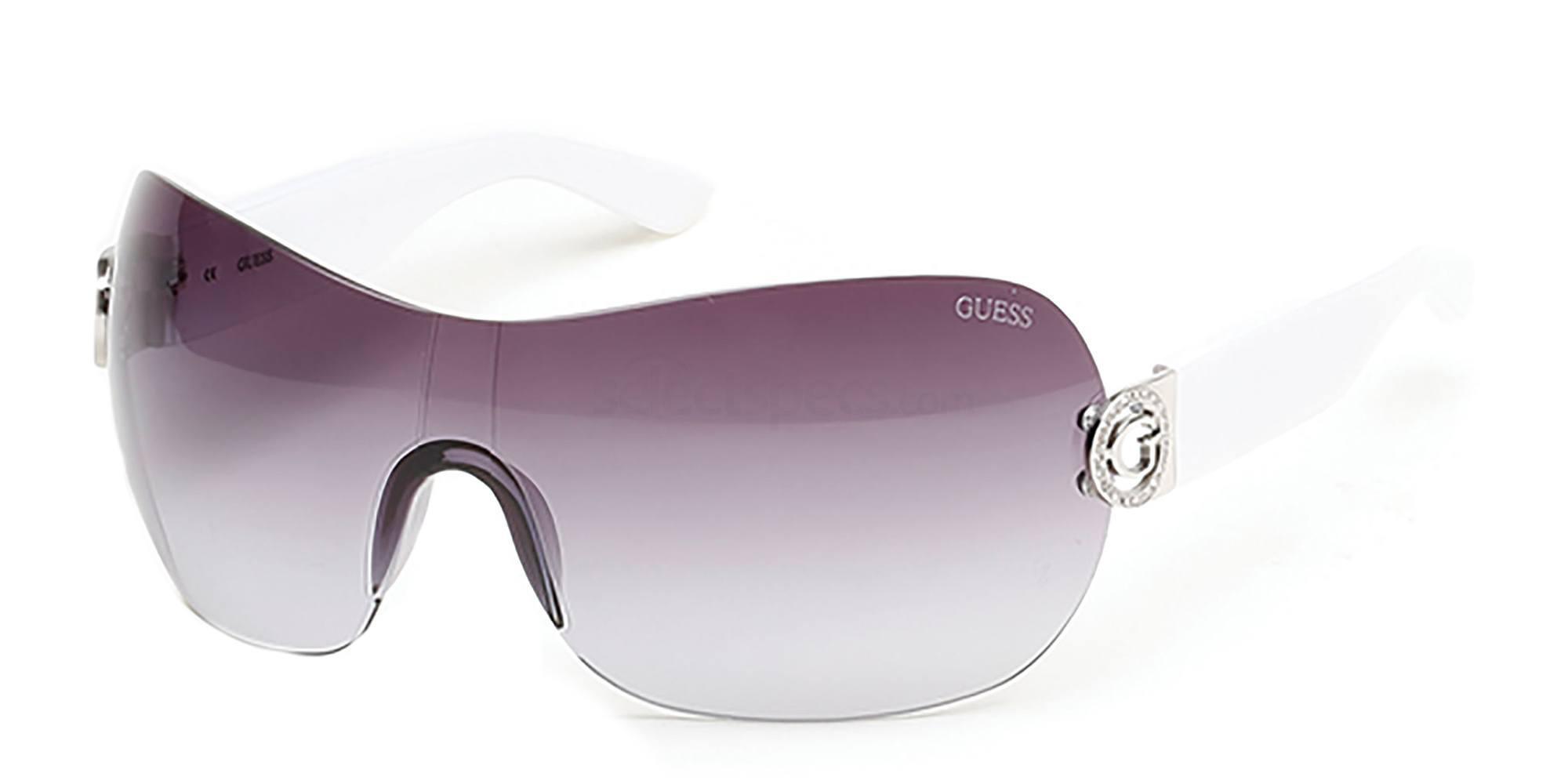21C GU7407 Sunglasses, Guess