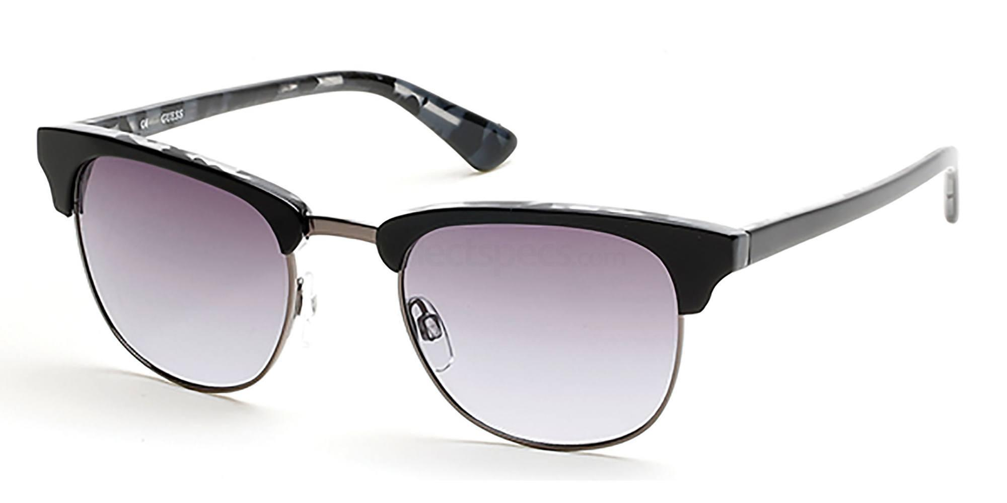 05B GU7414 Sunglasses, Guess
