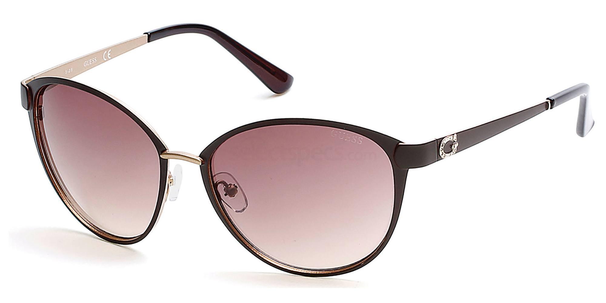 49F GU7442 Sunglasses, Guess