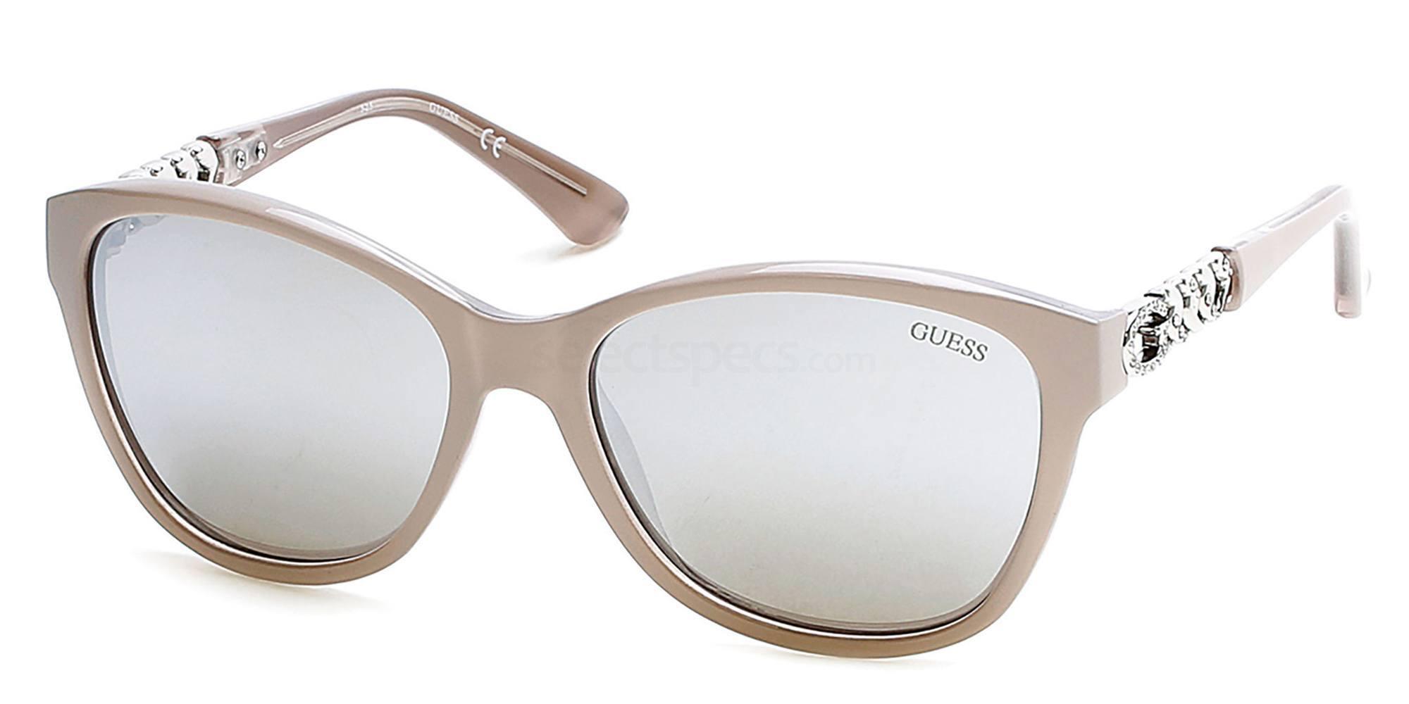 57C GU7451 Sunglasses, Guess