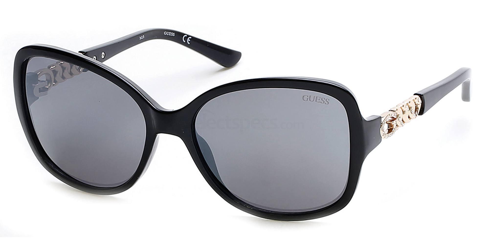 01C GU7452 Sunglasses, Guess