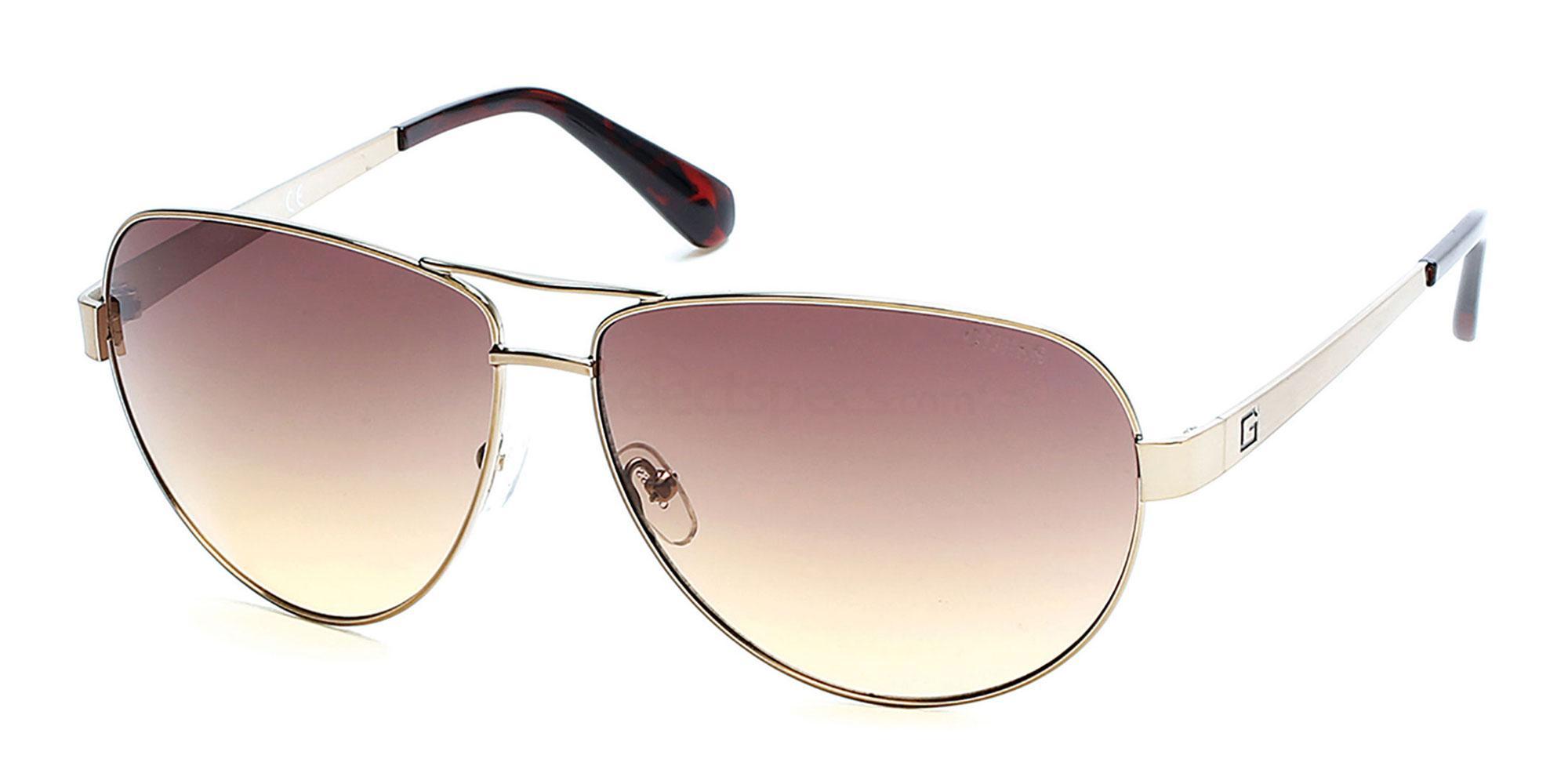 32F GU6875 Sunglasses, Guess
