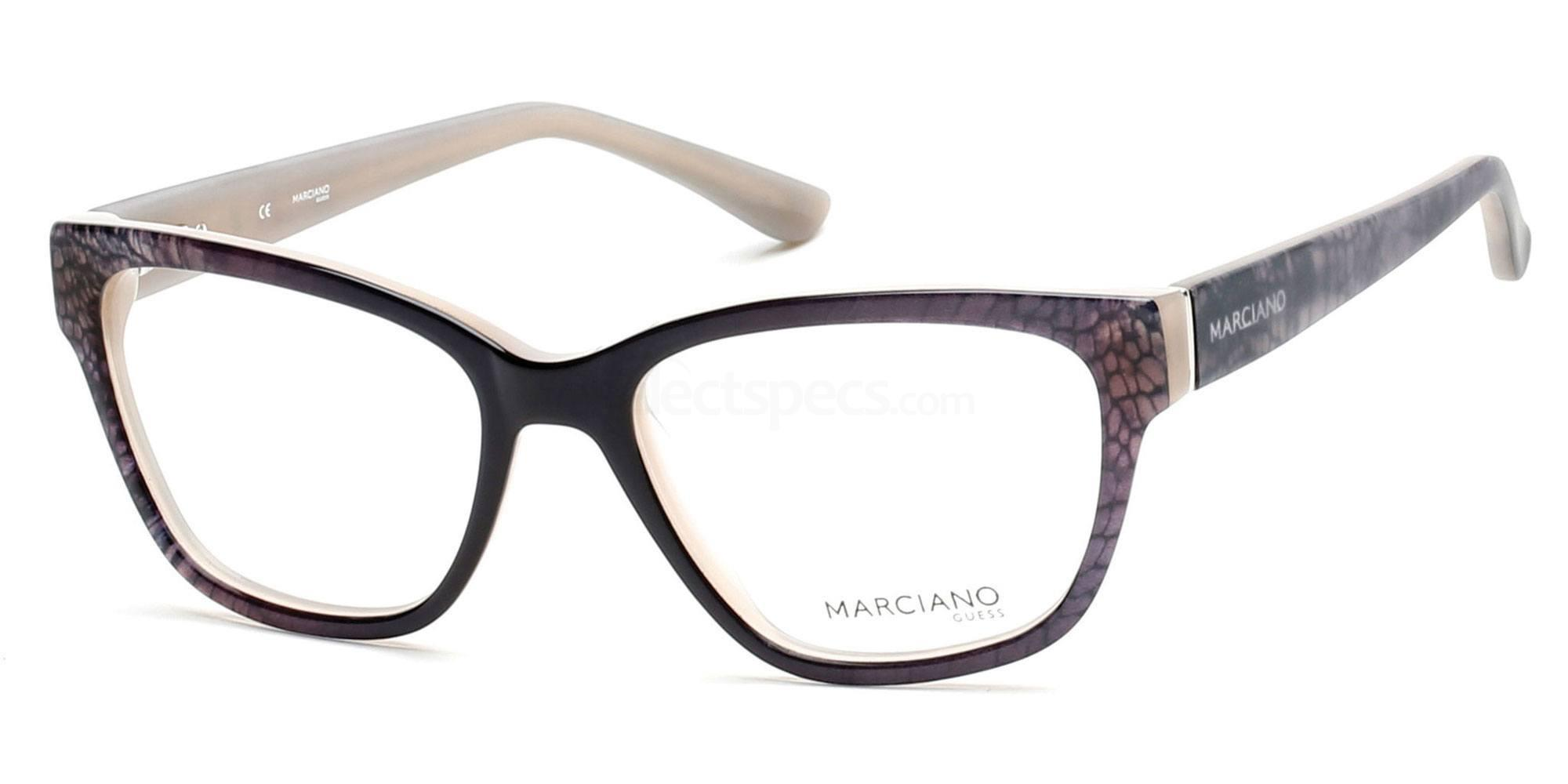 005 GM 260 Glasses, Guess by Marciano