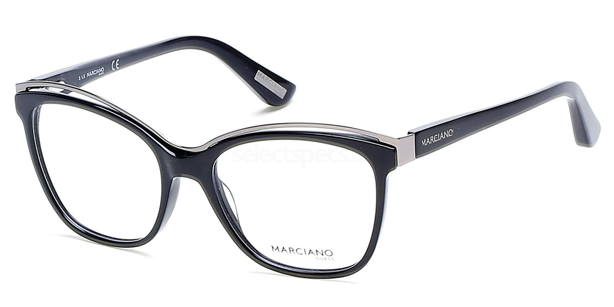 001 GM0276 Glasses, Guess by Marciano