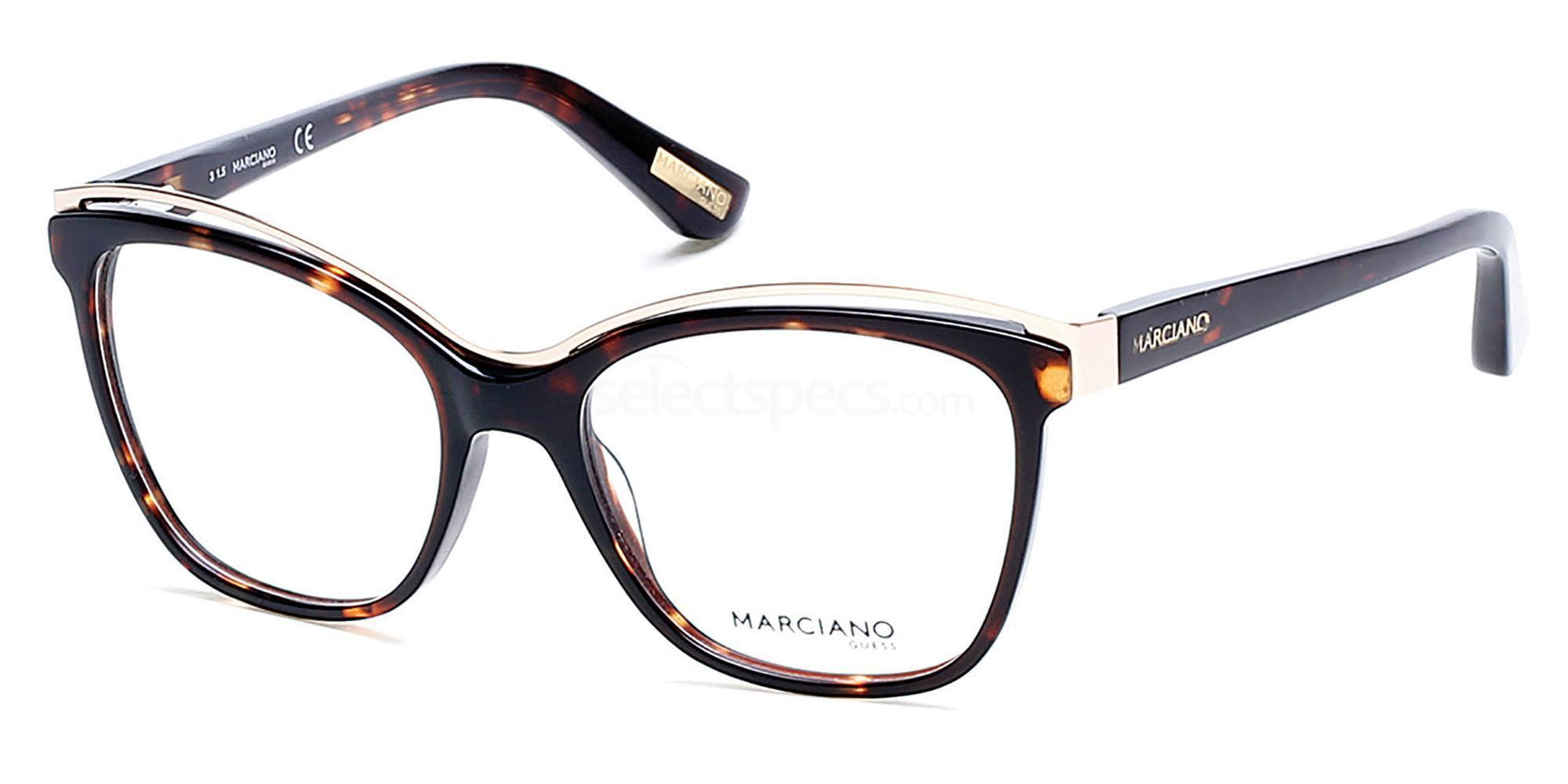 052 GM0276 Glasses, Guess by Marciano