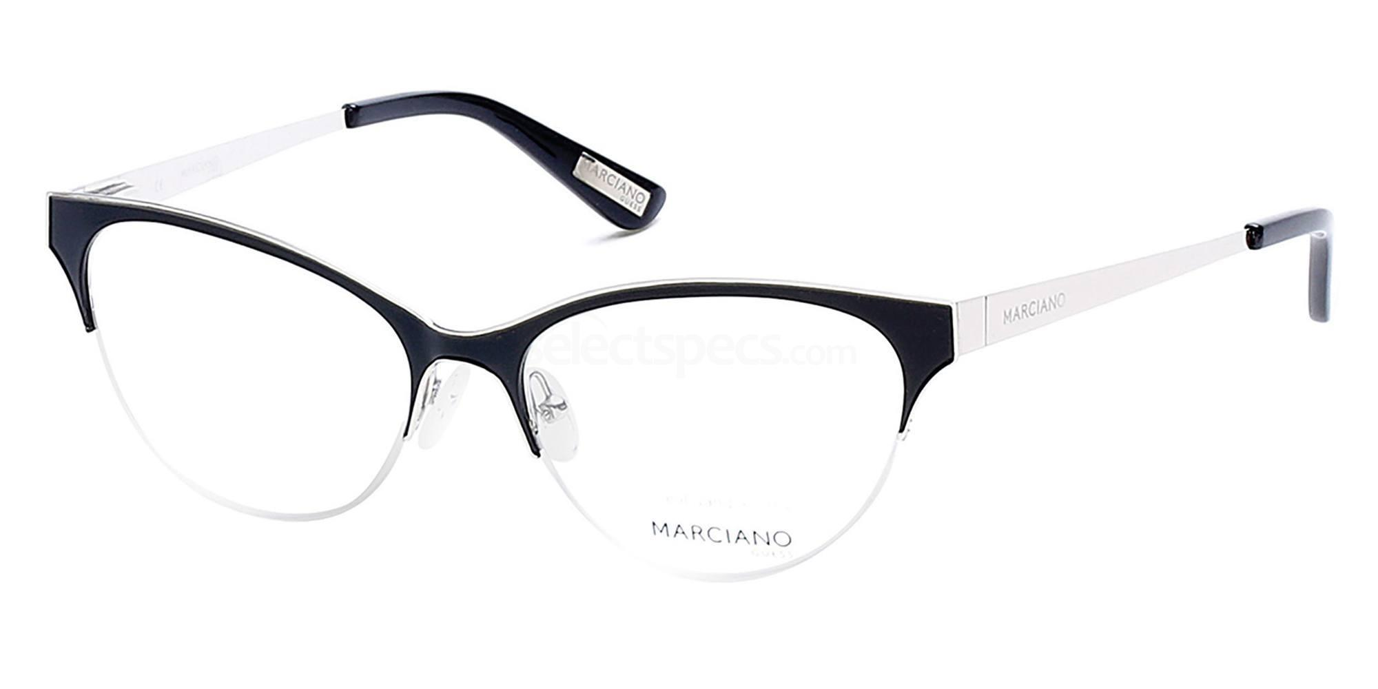 001 GM0277 Glasses, Guess by Marciano
