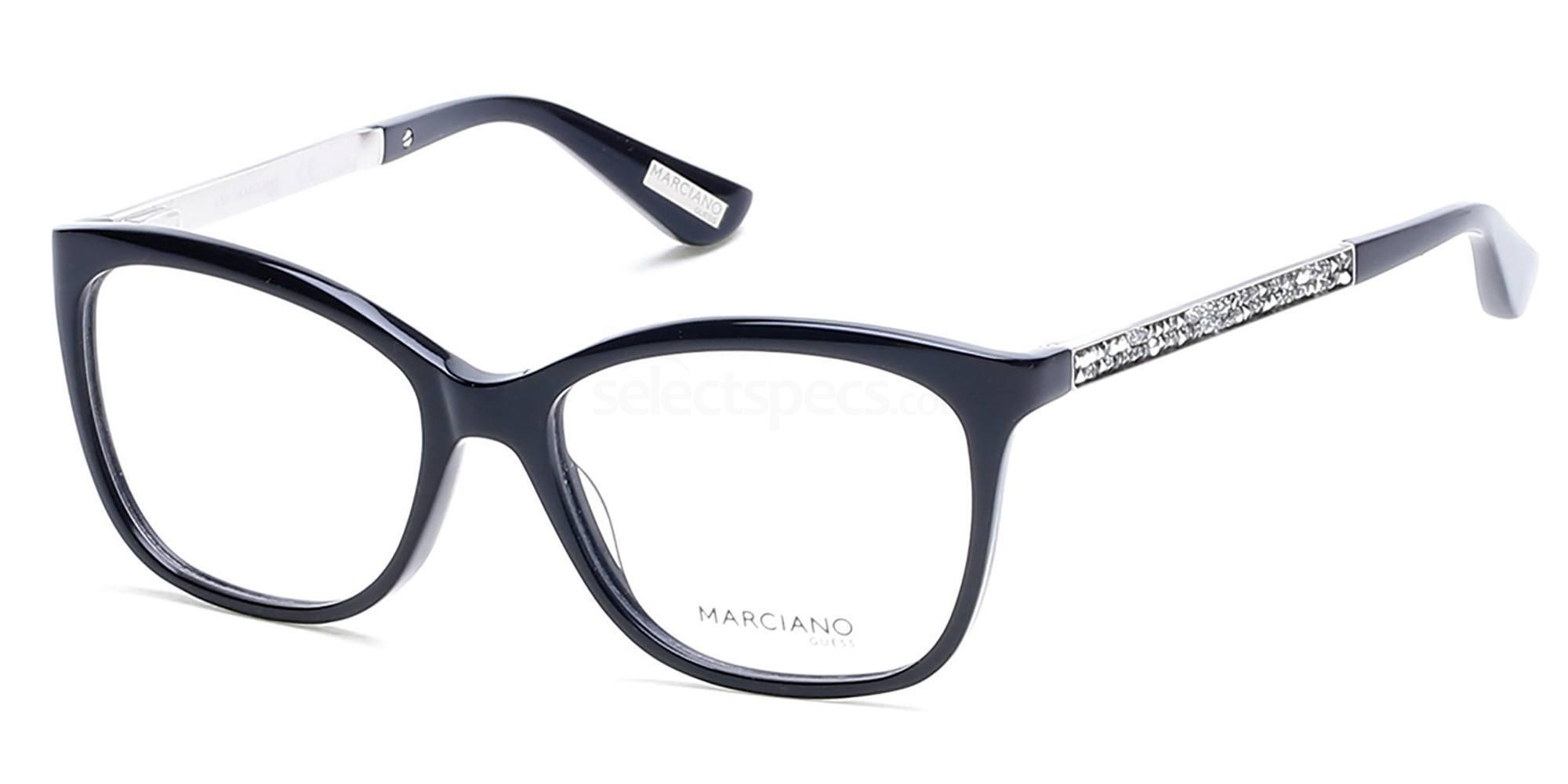 001 GM0281 Glasses, Guess by Marciano