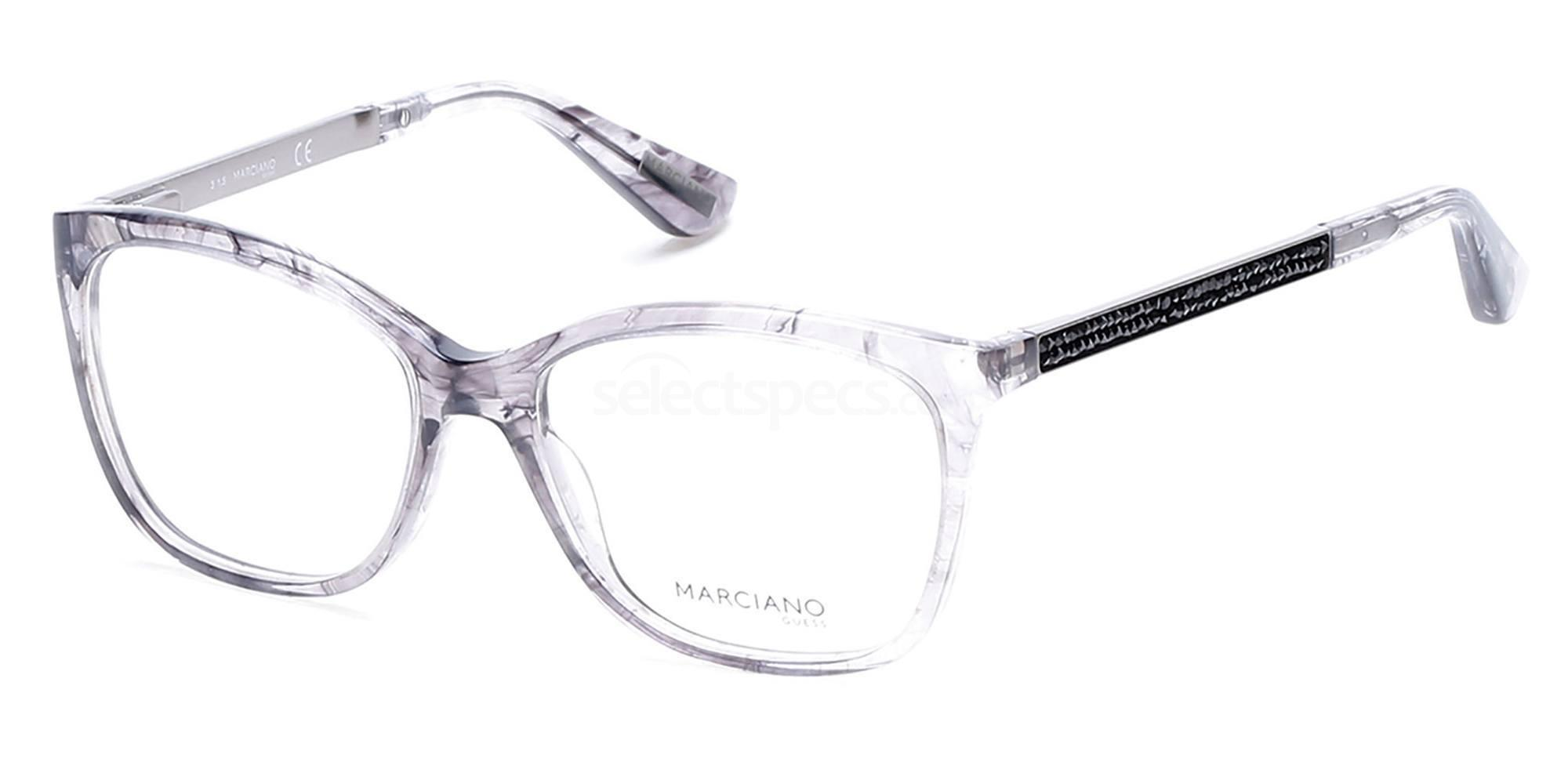 020 GM0281 Glasses, Guess by Marciano