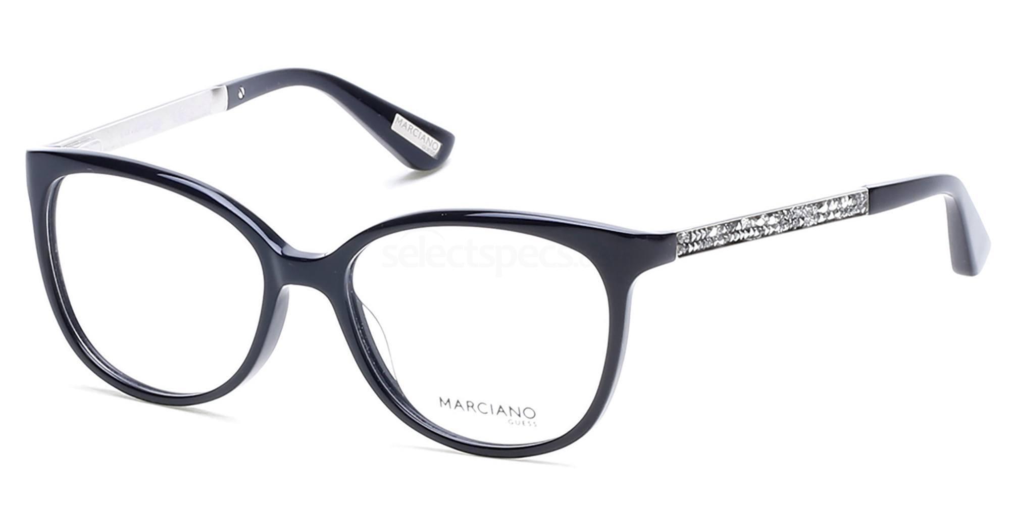 001 GM0282 Glasses, Guess by Marciano