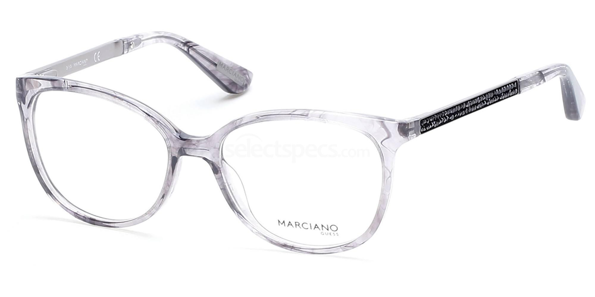 020 GM0282 Glasses, Guess by Marciano