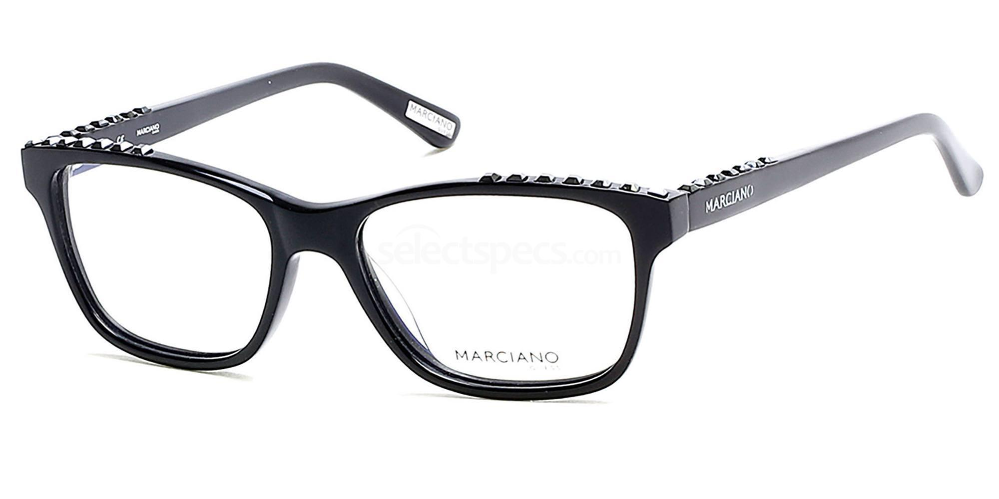 001 GM0283 Glasses, Guess by Marciano