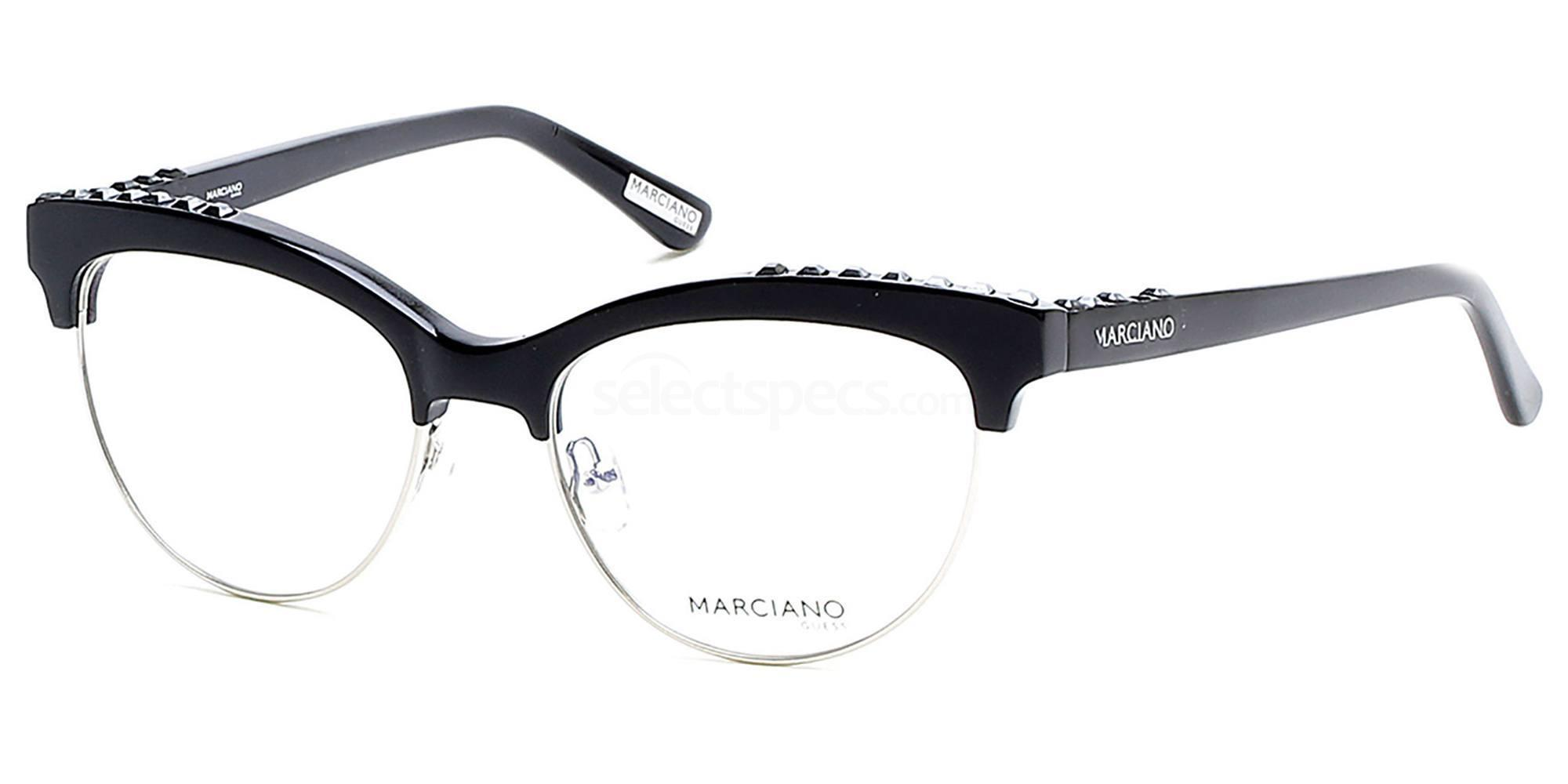 001 GM0284 Glasses, Guess by Marciano