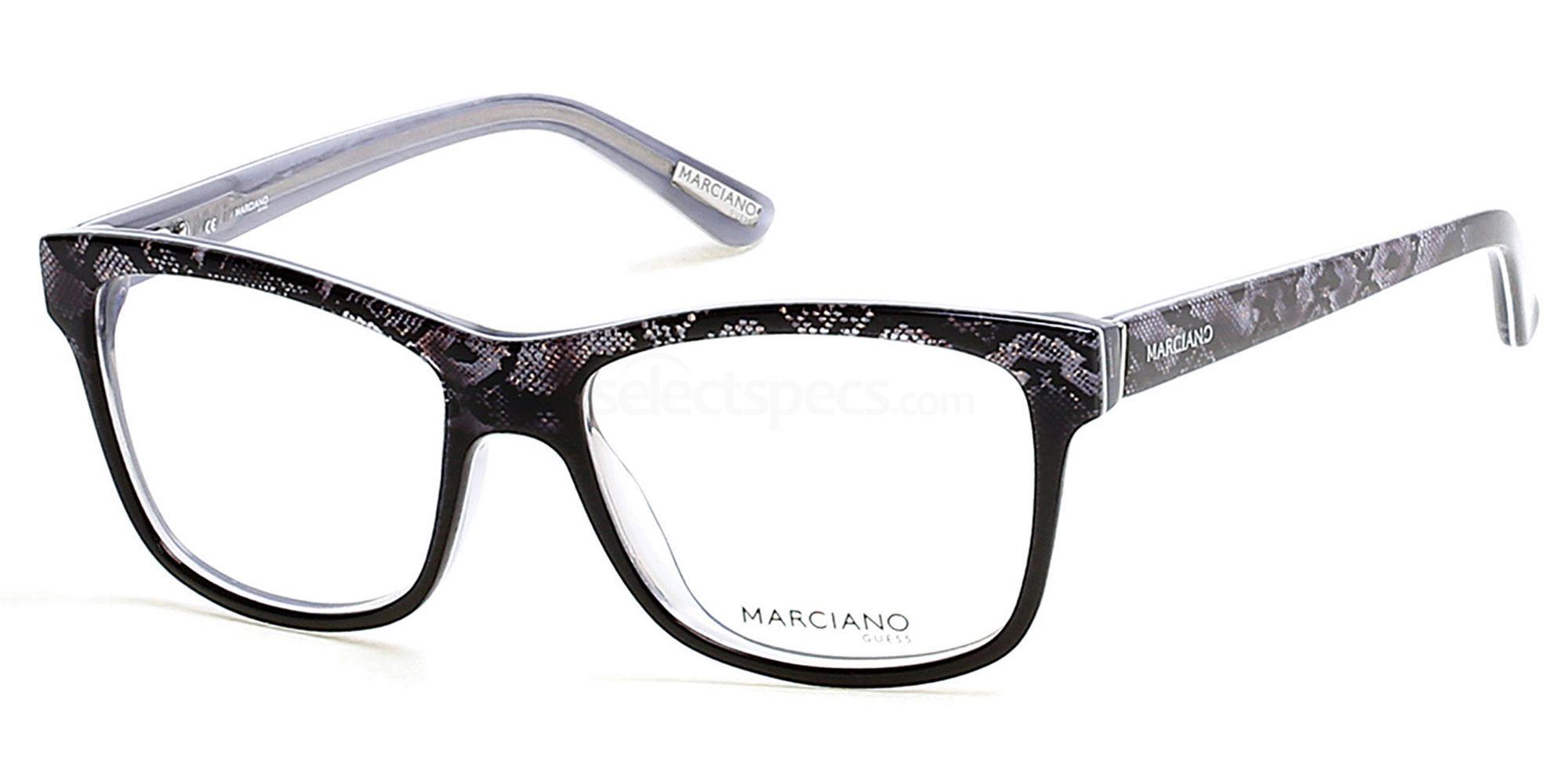 005 GM0279 Glasses, Guess by Marciano