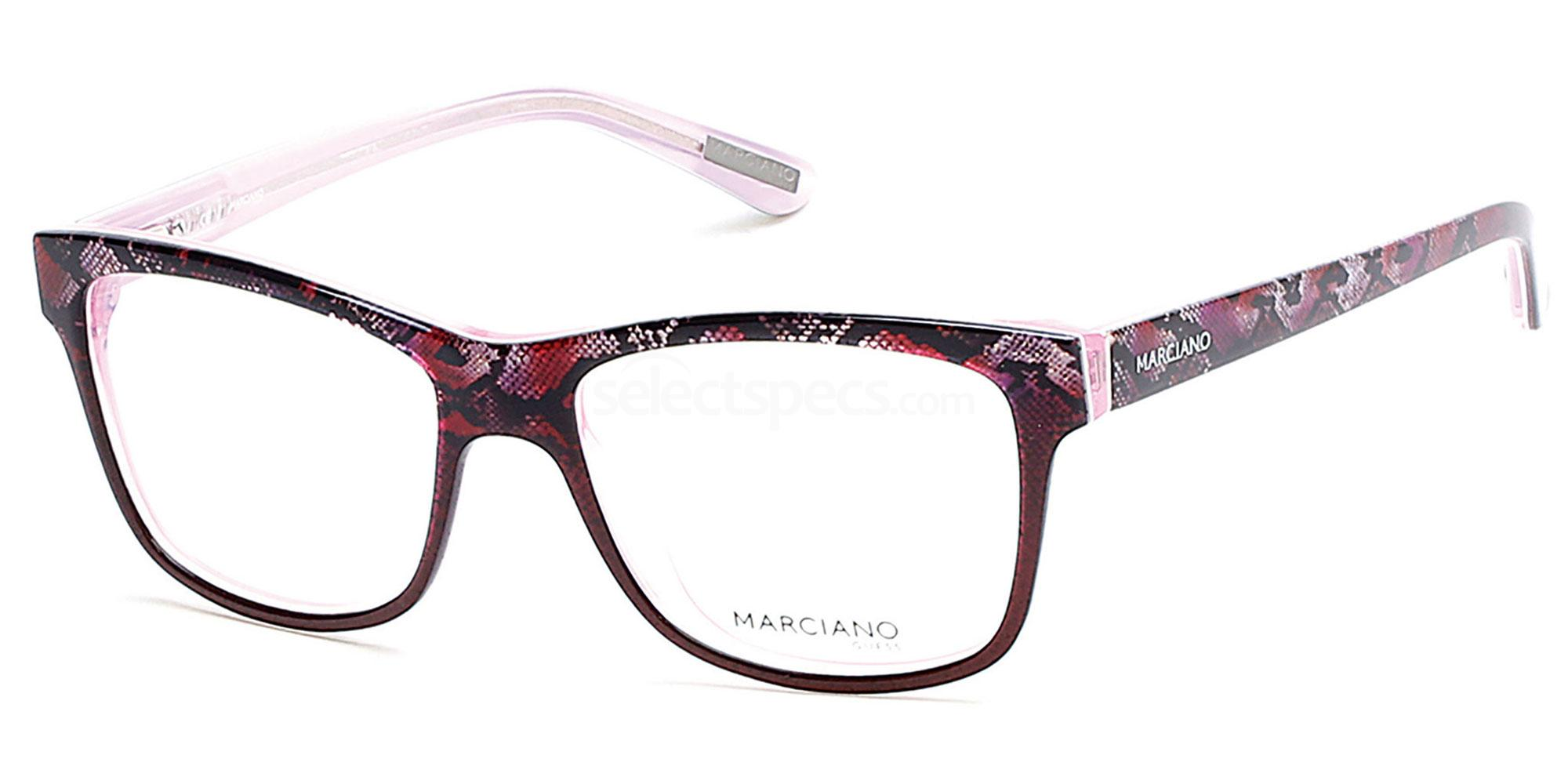 083 GM0279 Glasses, Guess by Marciano