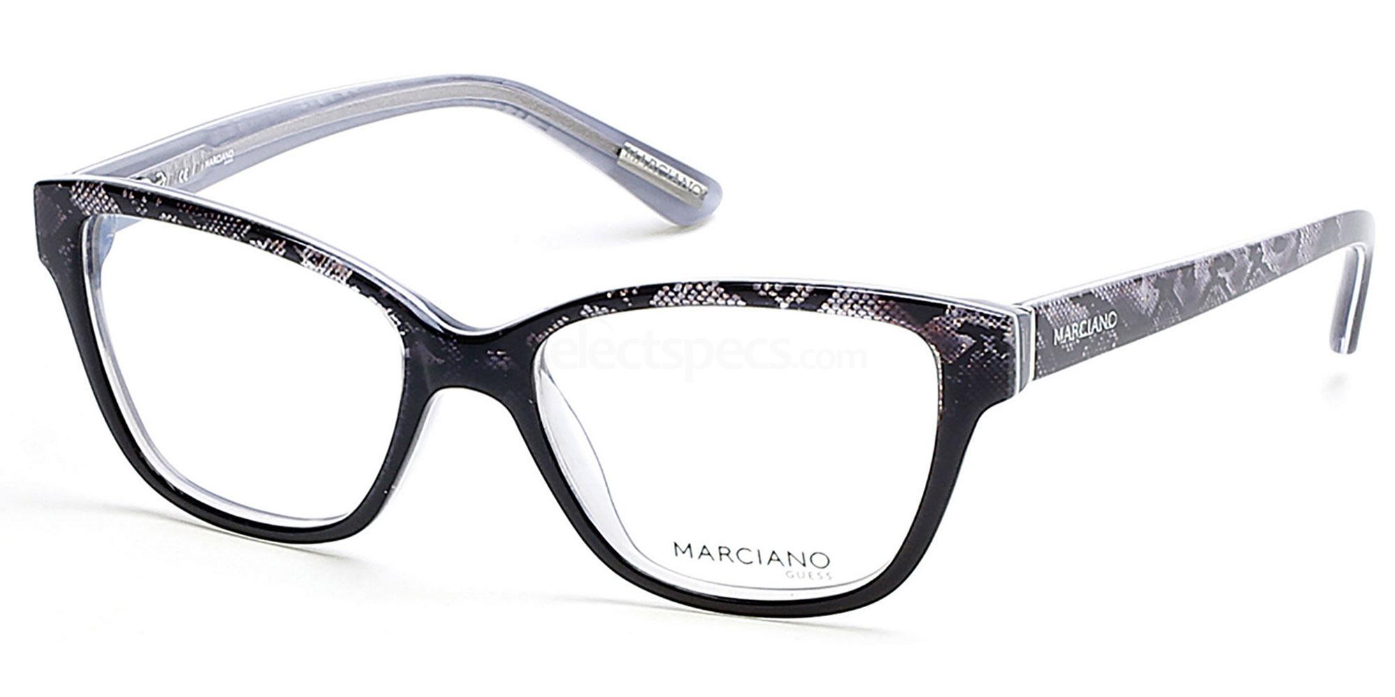 005 GM0280 Glasses, Guess by Marciano