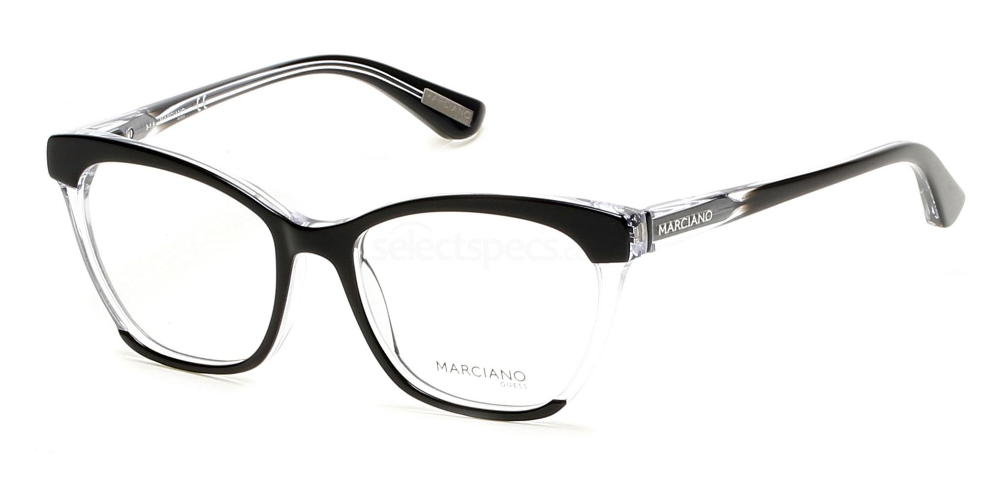 003 GM0287 Glasses, Guess by Marciano