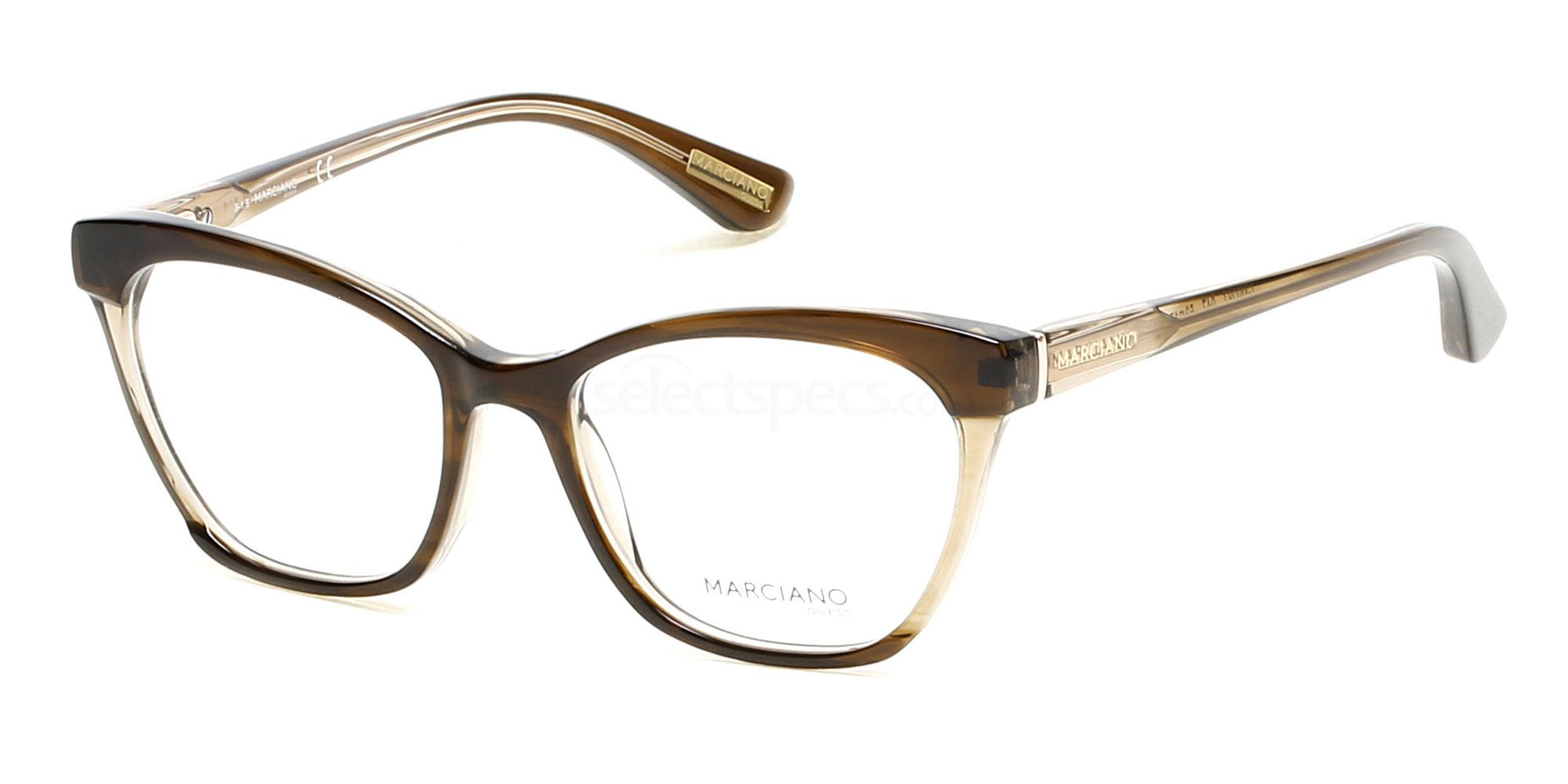 047 GM0287 Glasses, Guess by Marciano