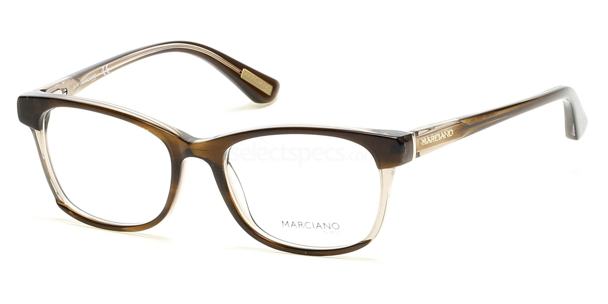 047 GM0288 Glasses, Guess by Marciano