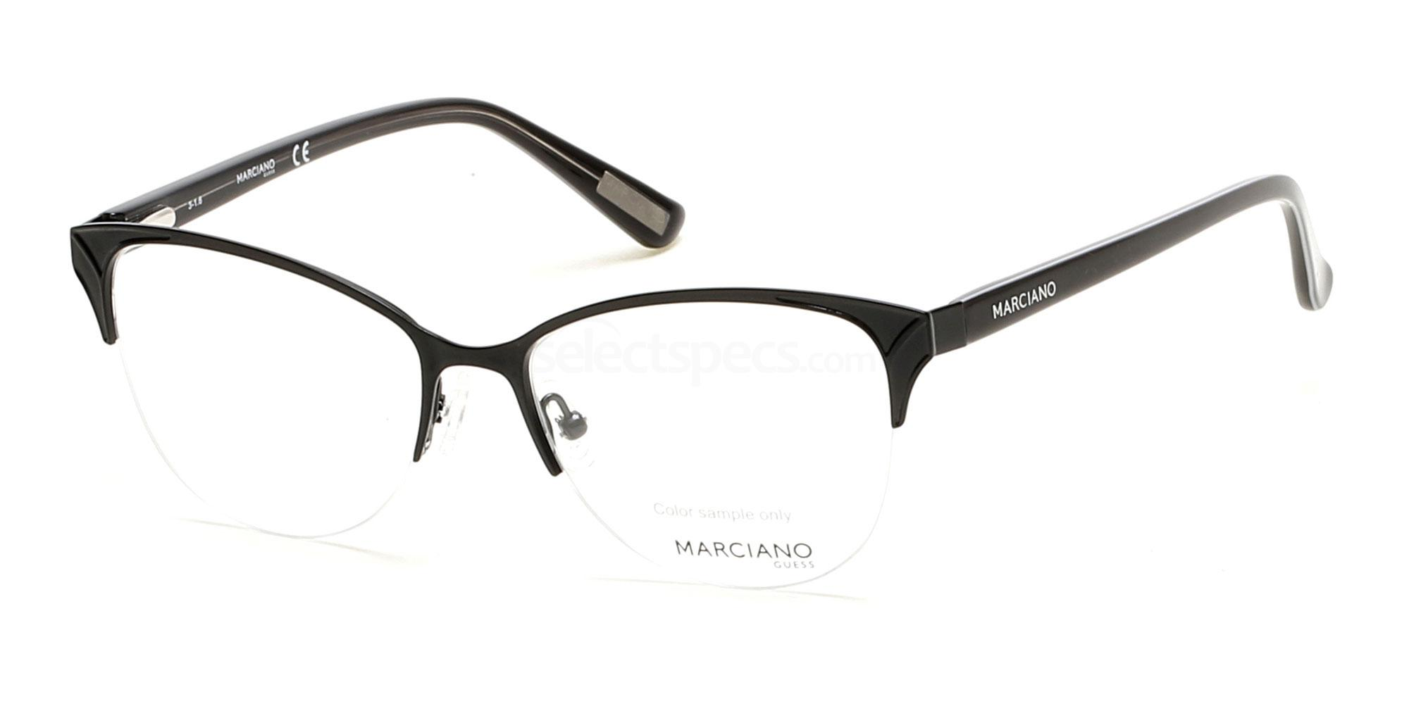 002 GM0290 Glasses, Guess by Marciano