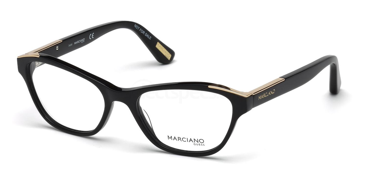 001 GM0299 Glasses, Guess by Marciano