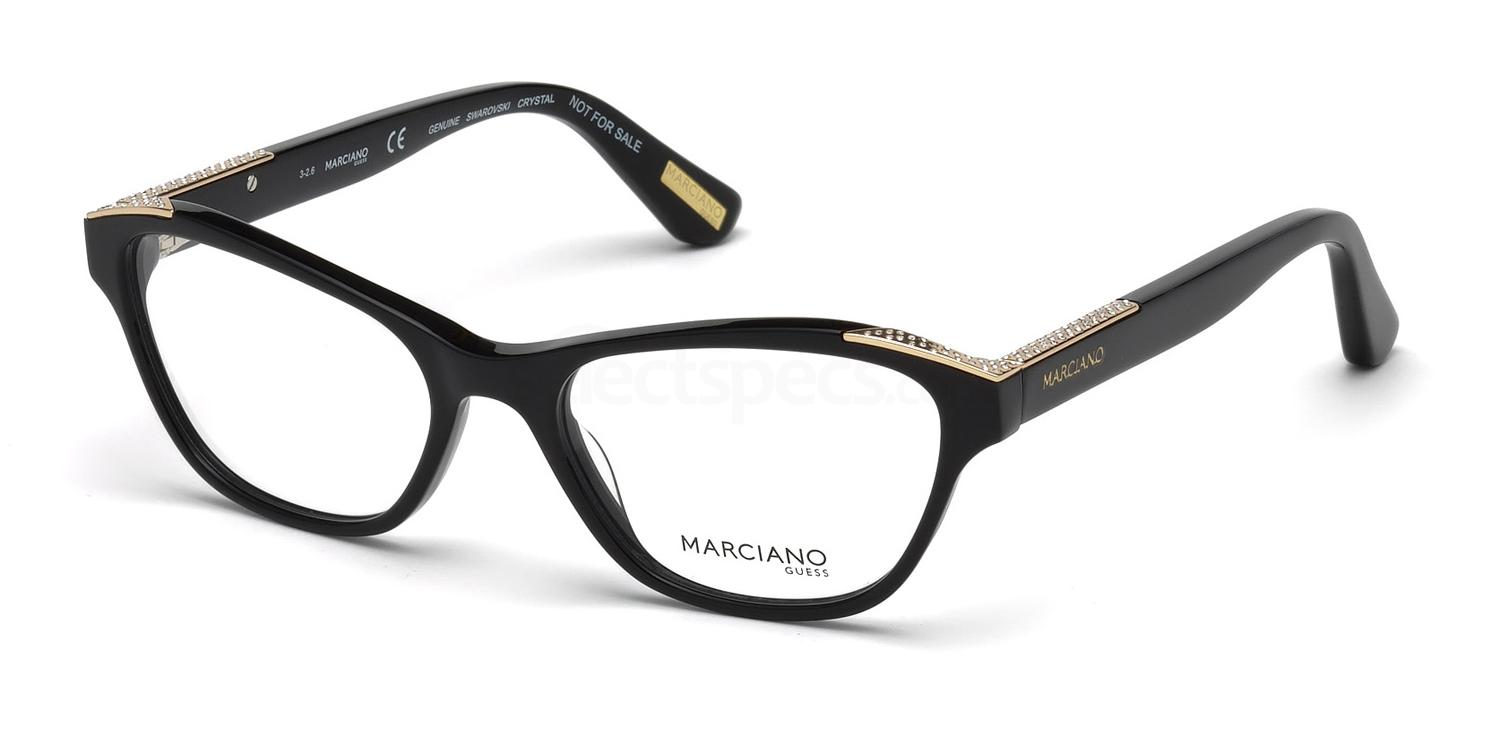 001 GM0299-S Glasses, Guess by Marciano