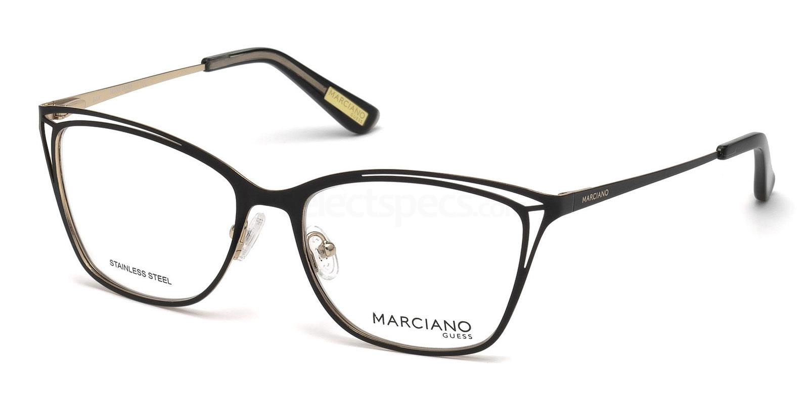 002 GM0310 Glasses, Guess by Marciano