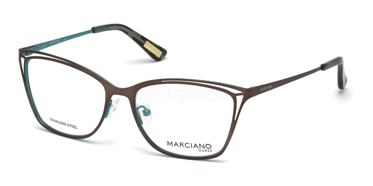 049 GM0310 Glasses, Guess by Marciano