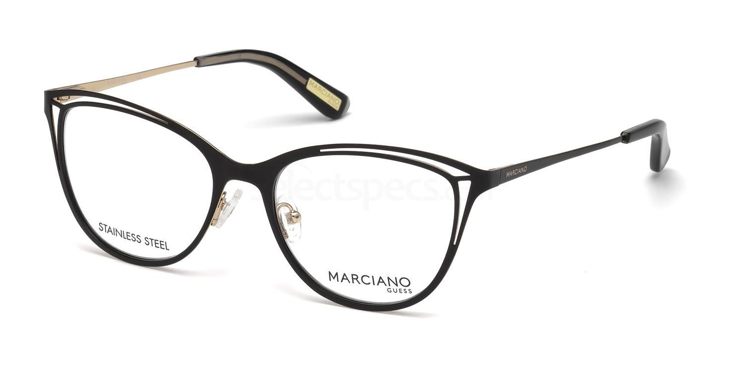002 GM0311 Glasses, Guess by Marciano