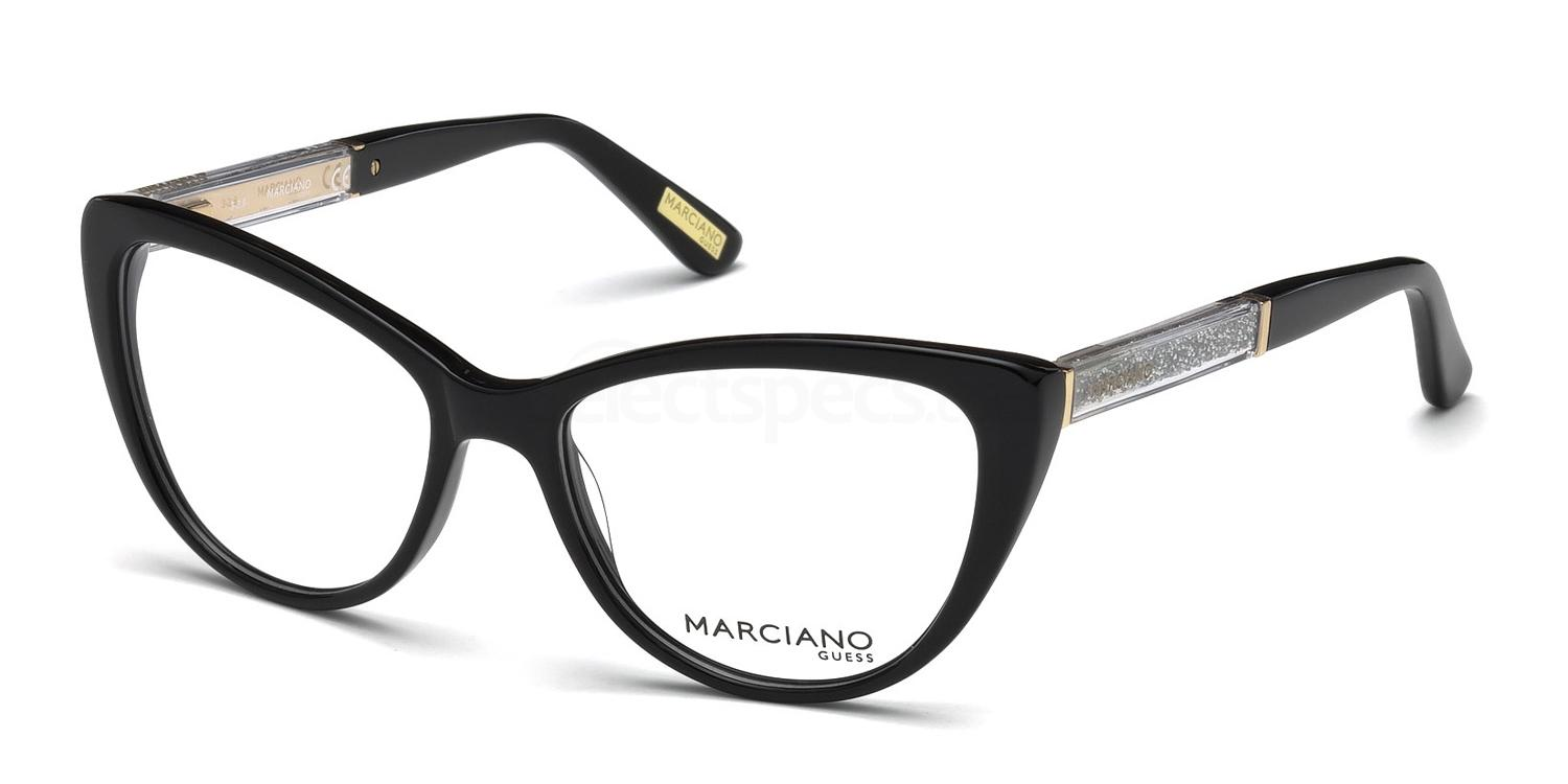001 GM0312 Glasses, Guess by Marciano