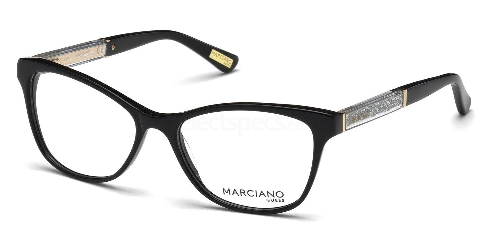 001 GM0313 Glasses, Guess by Marciano