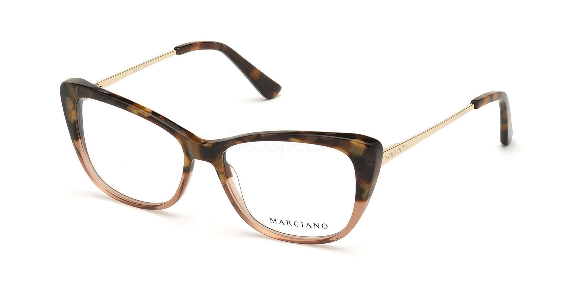 052 GM0352 Glasses, Guess by Marciano