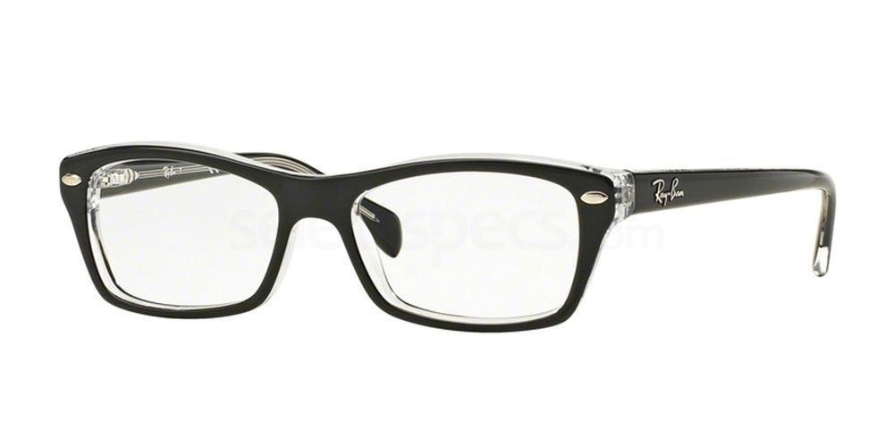 3529 RY1550 Glasses, Ray-Ban JUNIOR