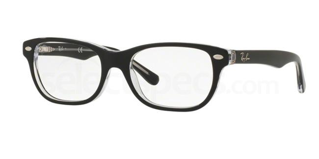 3529 RY1555 Glasses, Ray-Ban JUNIOR