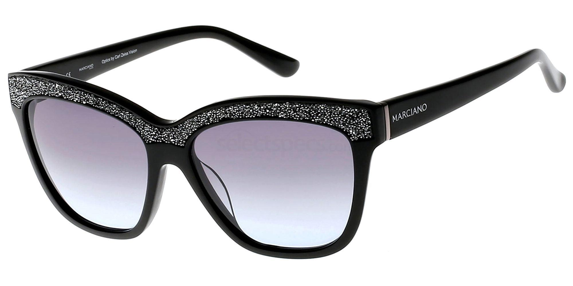 01B GM 729 Sunglasses, Guess by Marciano