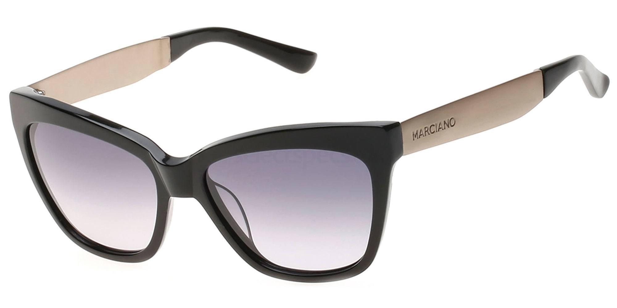 01B GM 733 Sunglasses, Guess by Marciano