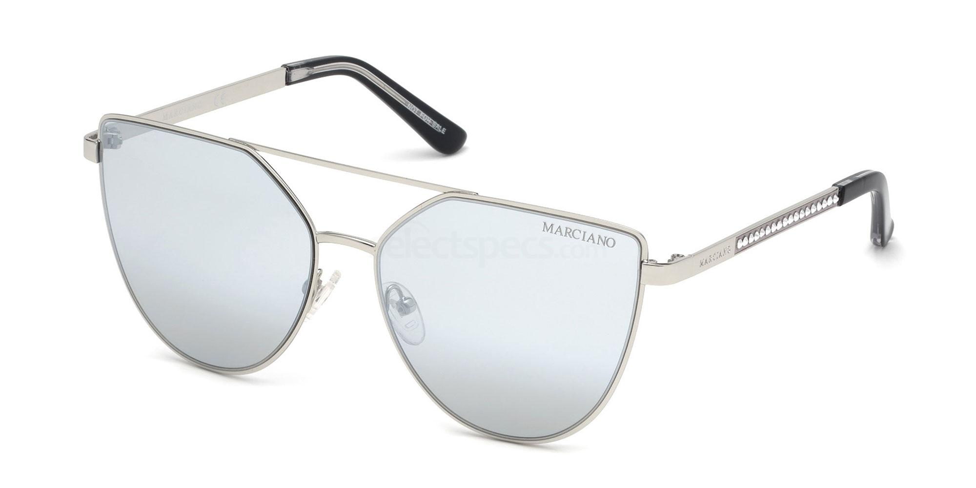 10C GM0778 Sunglasses, Guess by Marciano