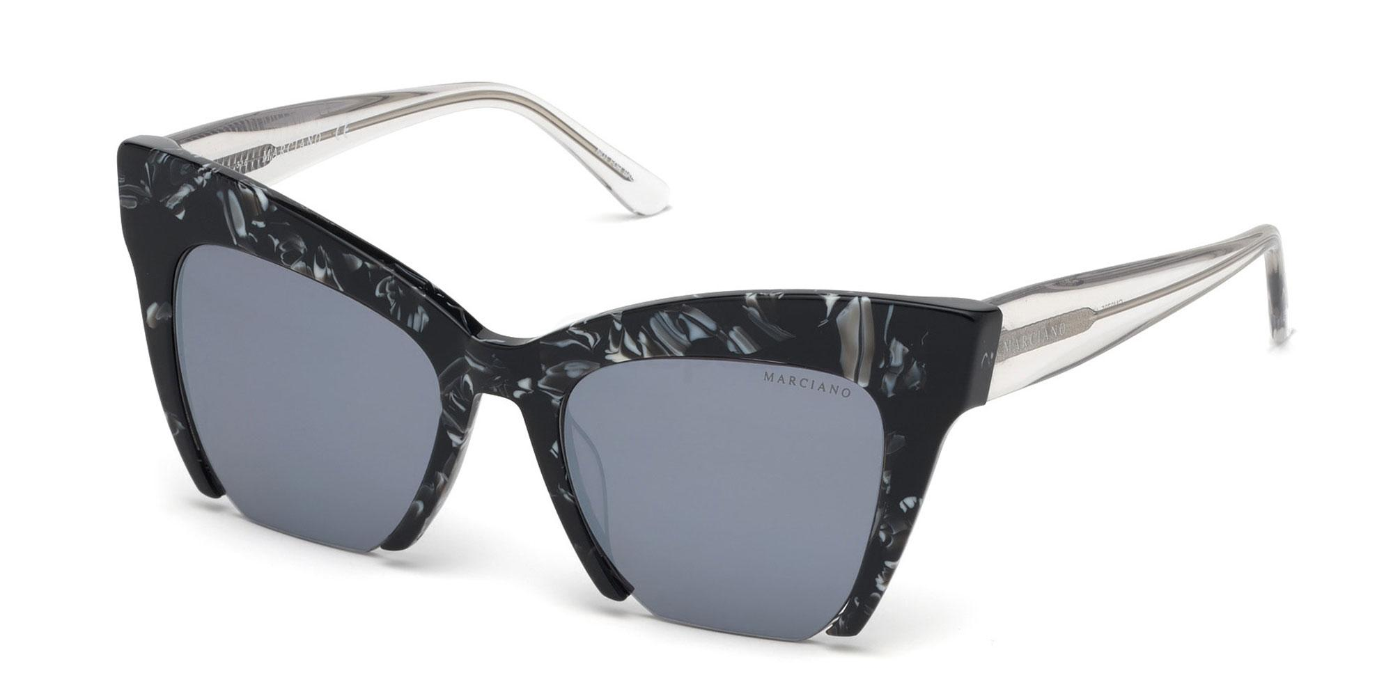 05C GM0785 Sunglasses, Guess by Marciano