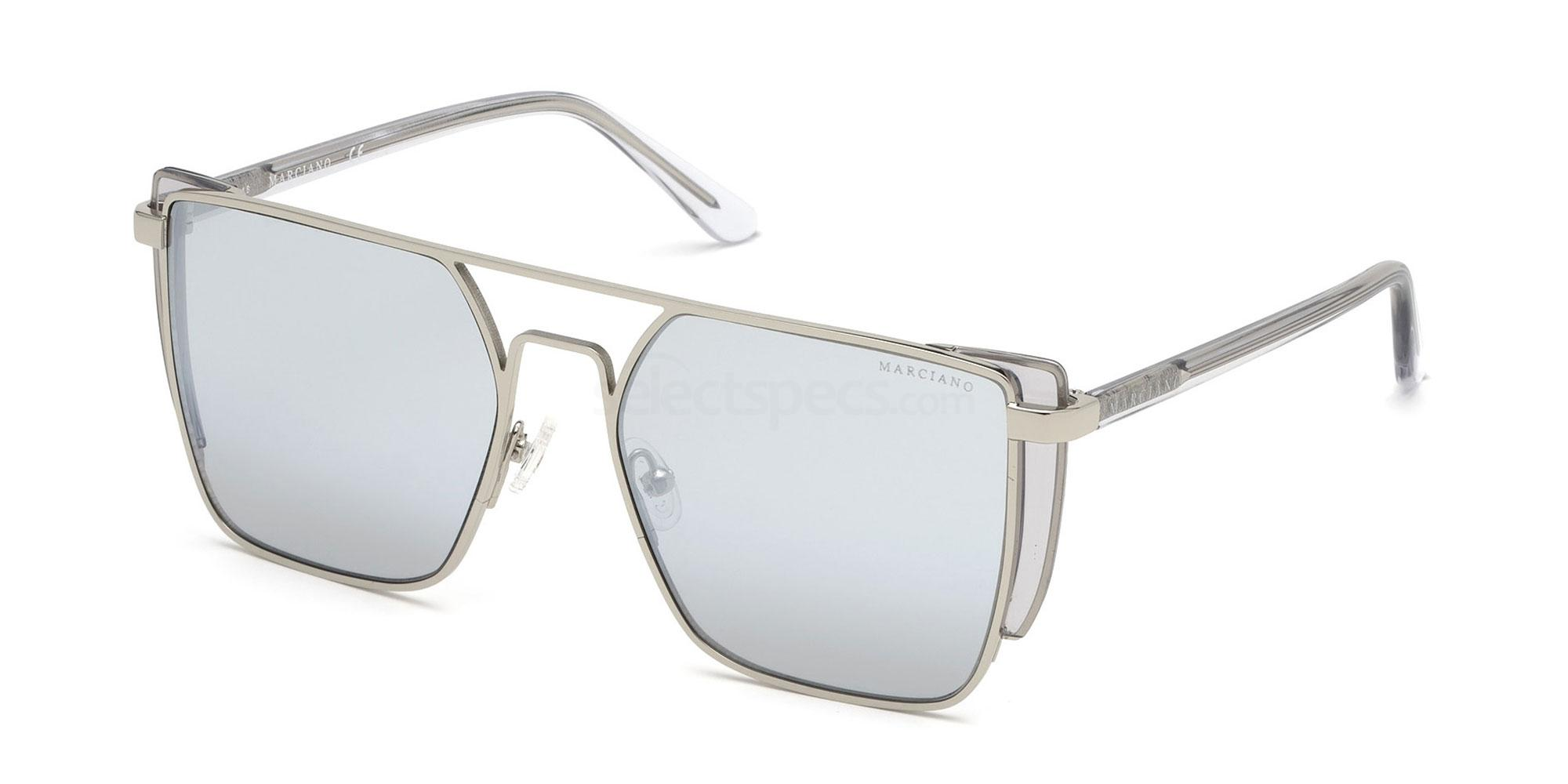 10B GM0789 Sunglasses, Guess by Marciano