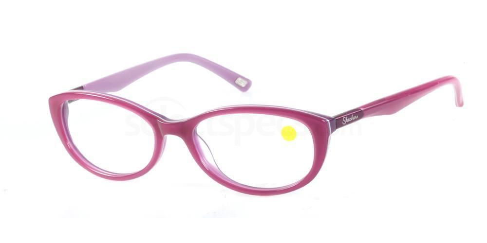 P42 SK 2092 Glasses, Skechers