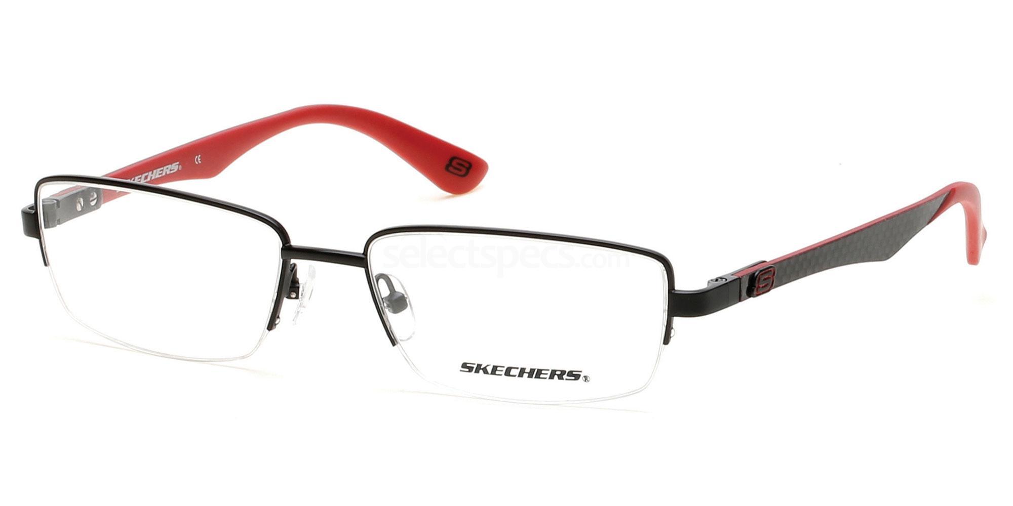 002 SK 3136 Glasses, Skechers