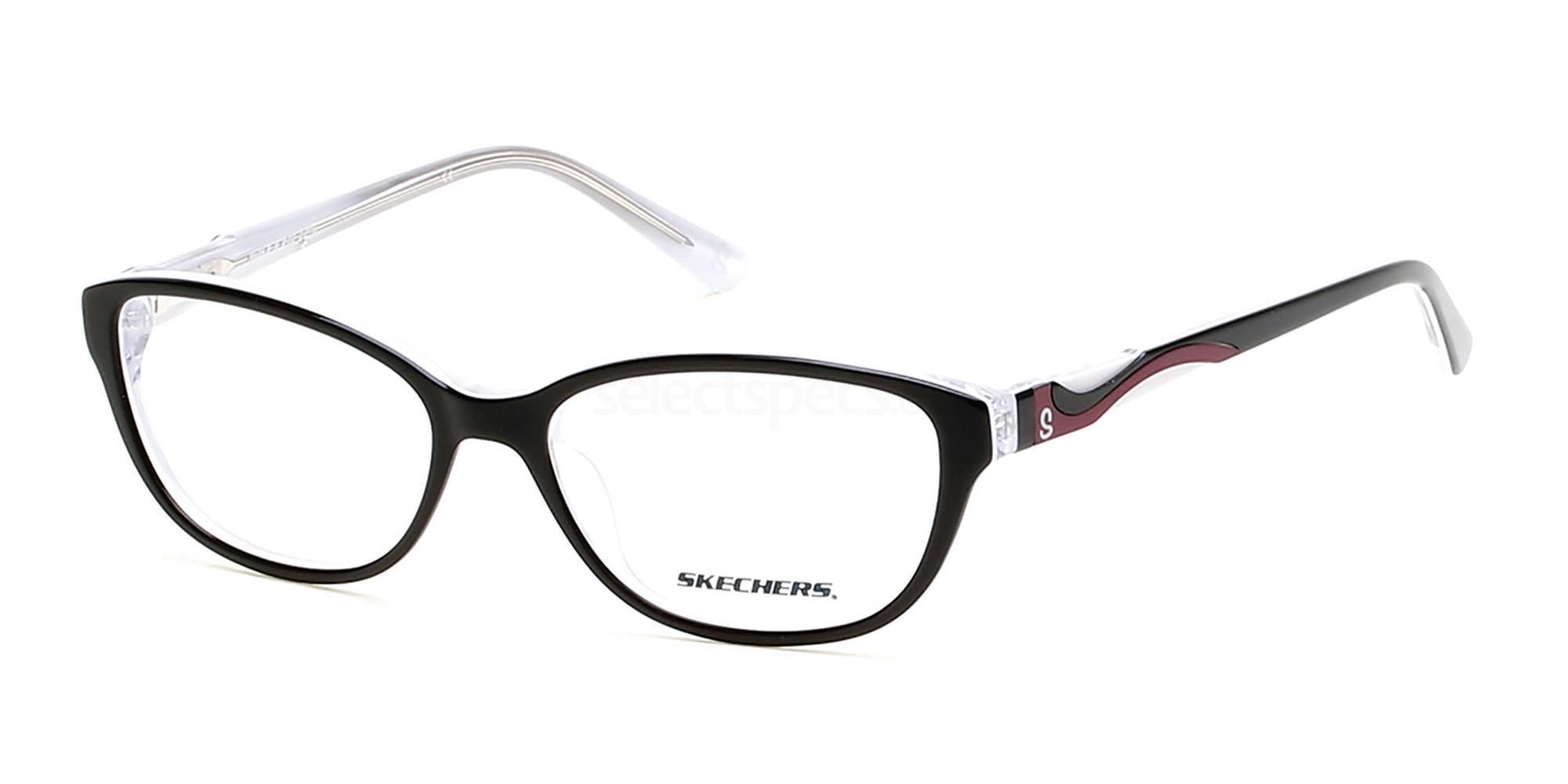003 SE2115 Glasses, Skechers