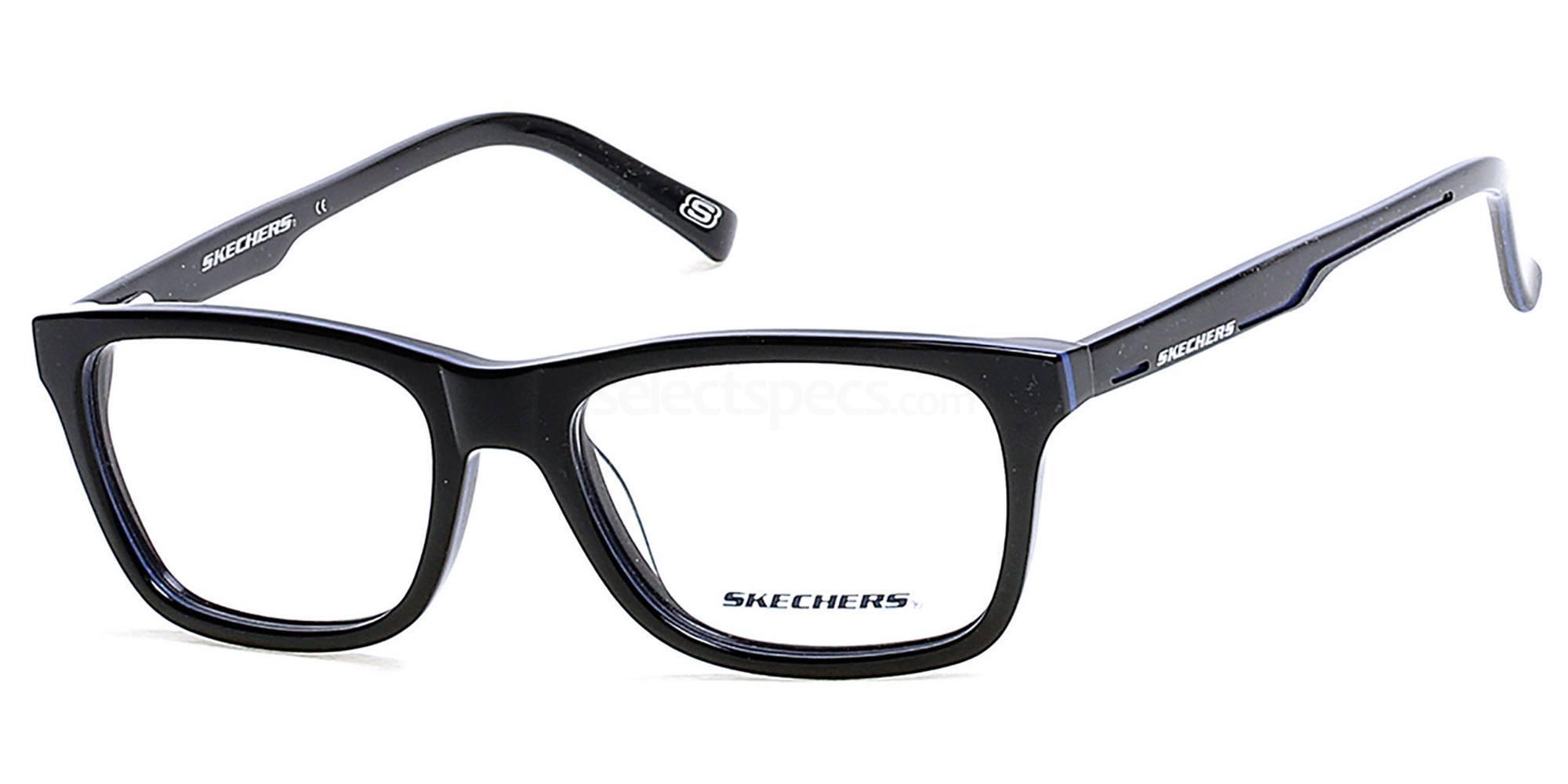 001 SE3178 Glasses, Skechers