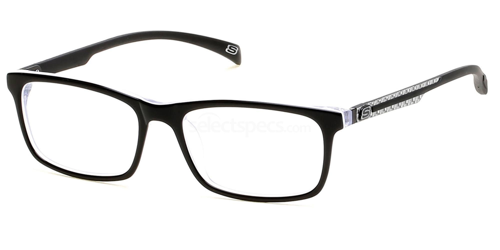 003 SE3180 Glasses, Skechers