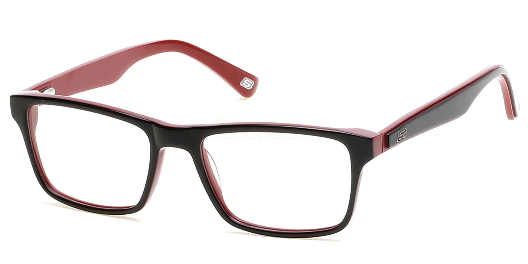 001 SE3188 Glasses, Skechers