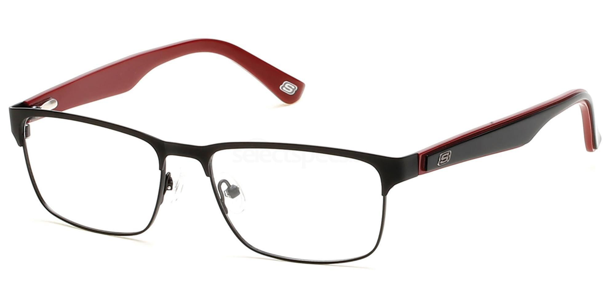 002 SE3189 Glasses, Skechers