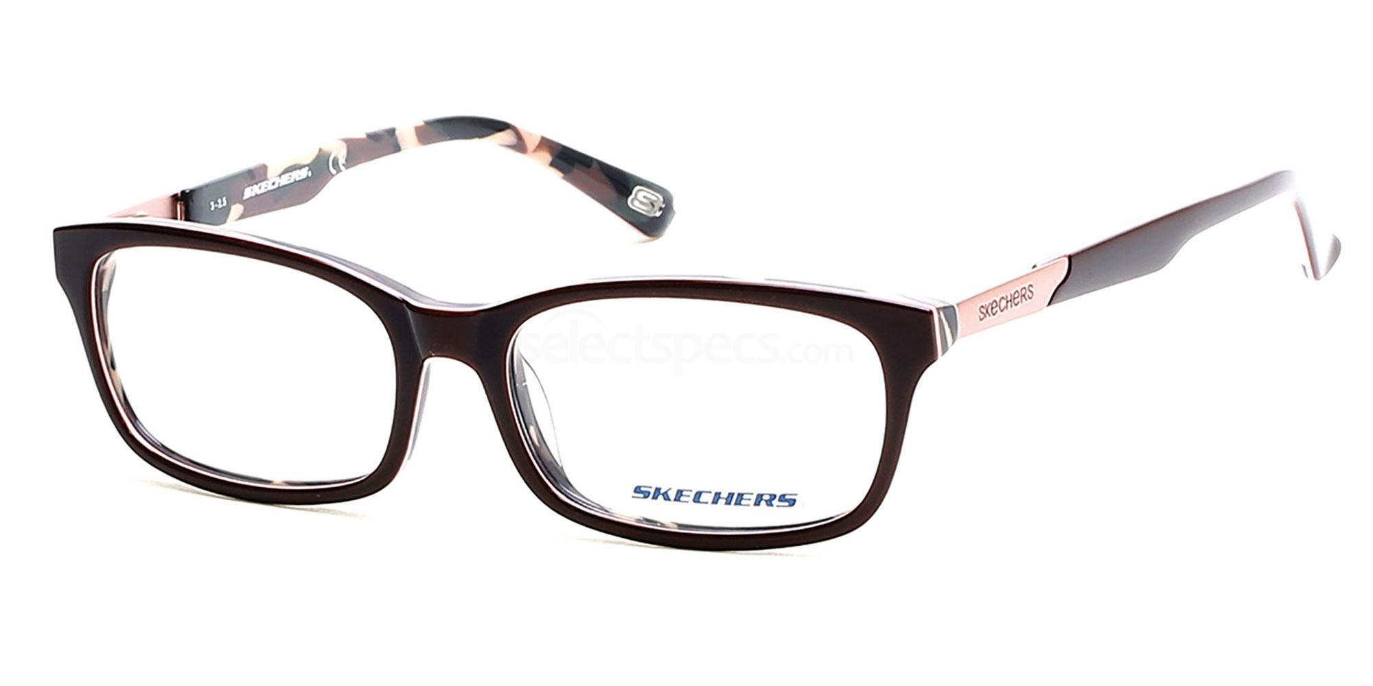 045 SE2125 Glasses, Skechers