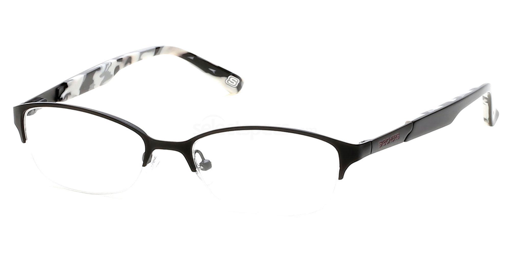 002 SE2126 Glasses, Skechers