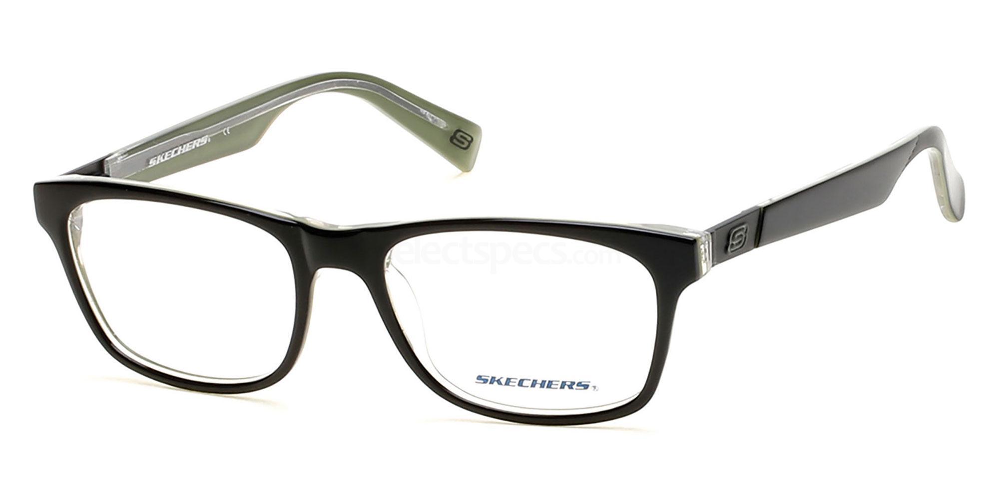 005 SE3160 Glasses, Skechers