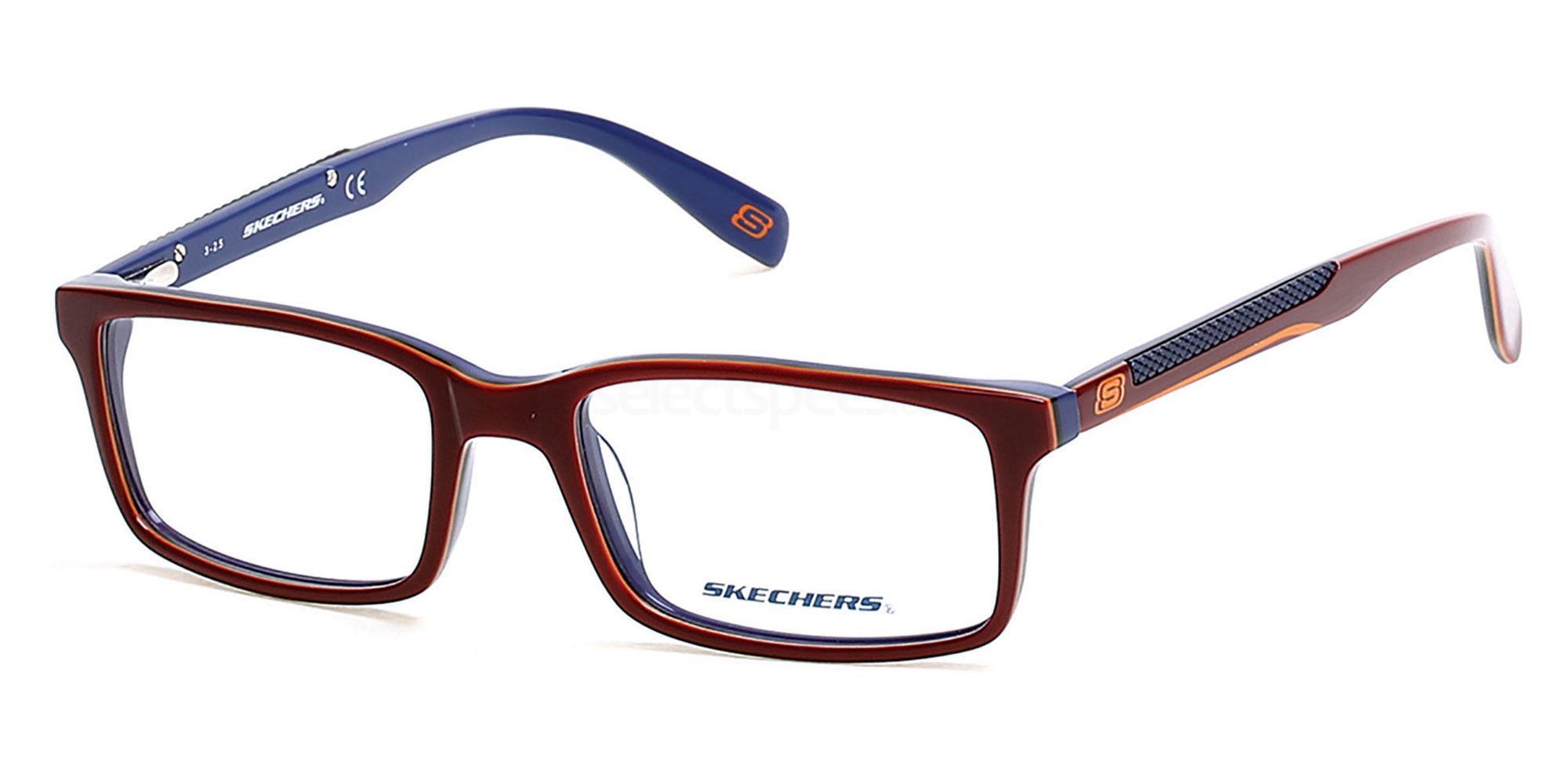 069 SE3182 Glasses, Skechers
