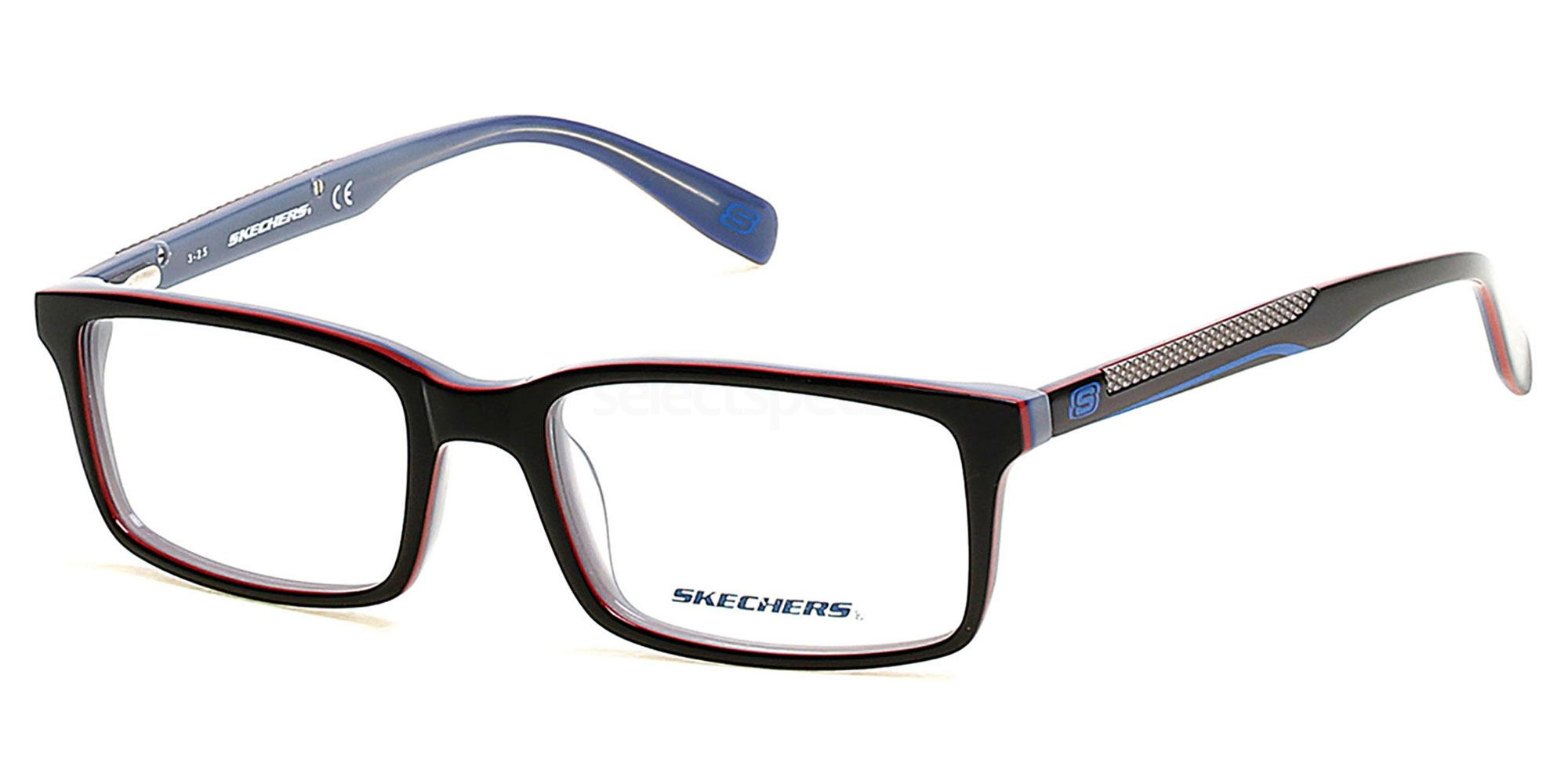 001 SE3182 Glasses, Skechers